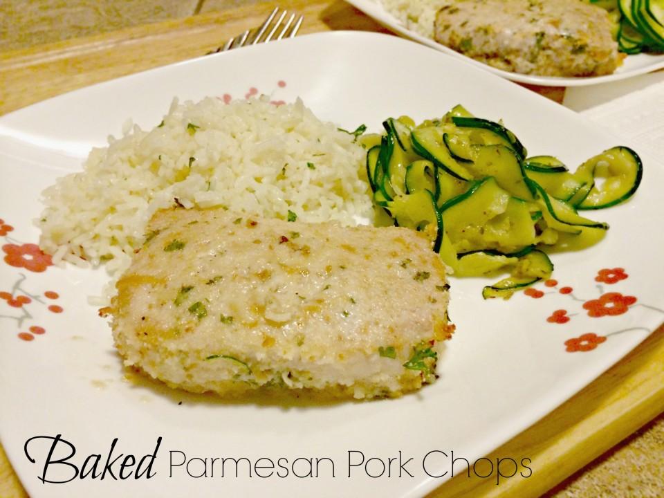 Baked Parmesan Pork Chops 3