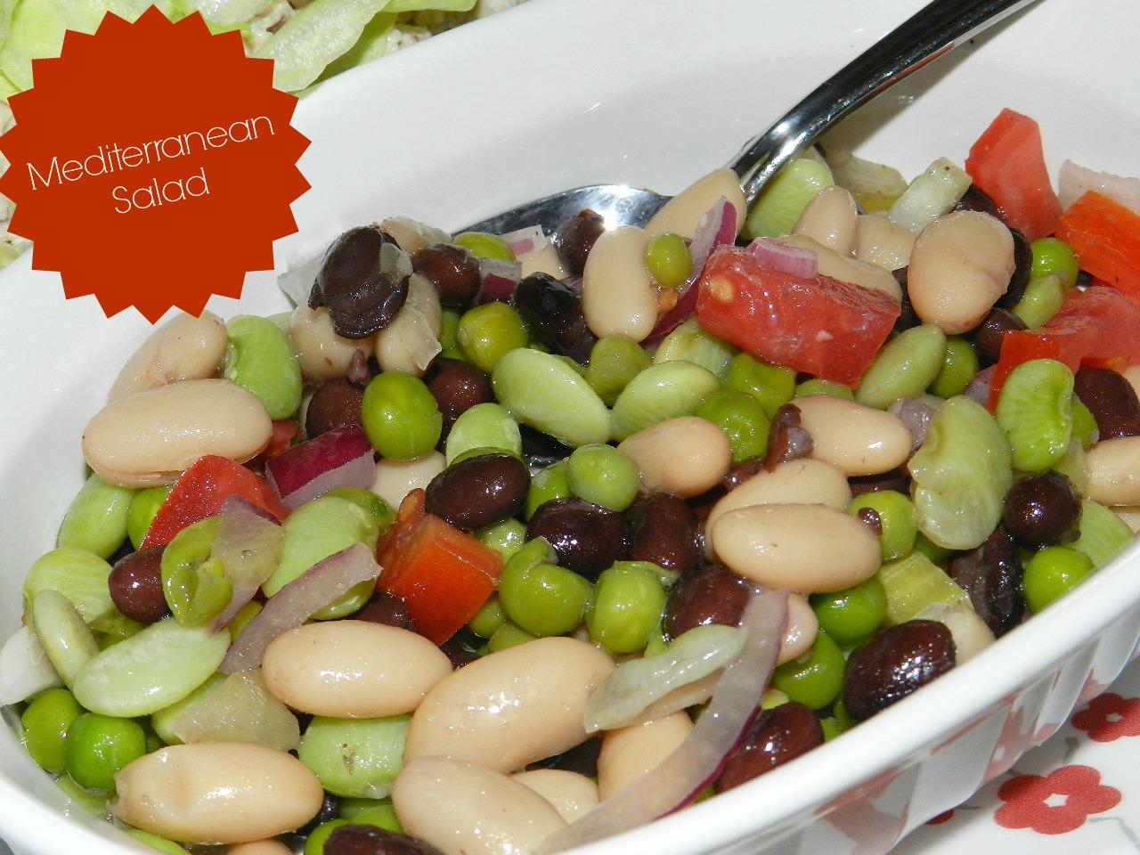 Momma's Mediterranean Salad