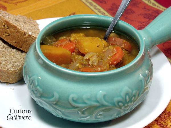 Sweet Butternut Squash Soup