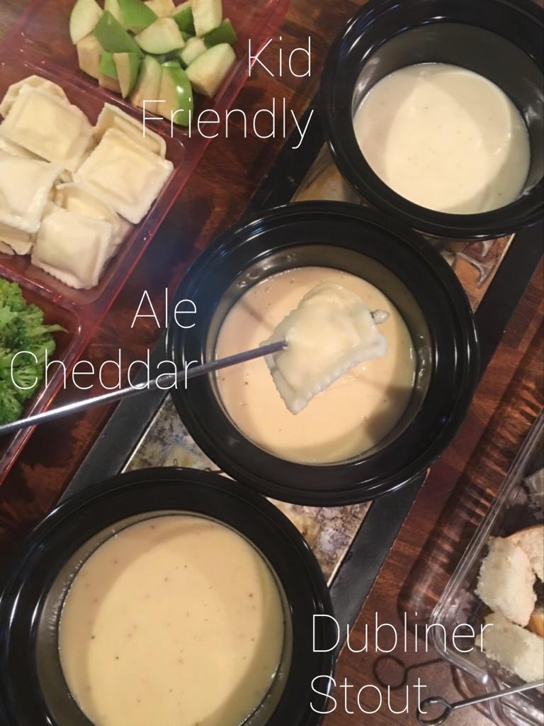 Oktoberfest Fondue